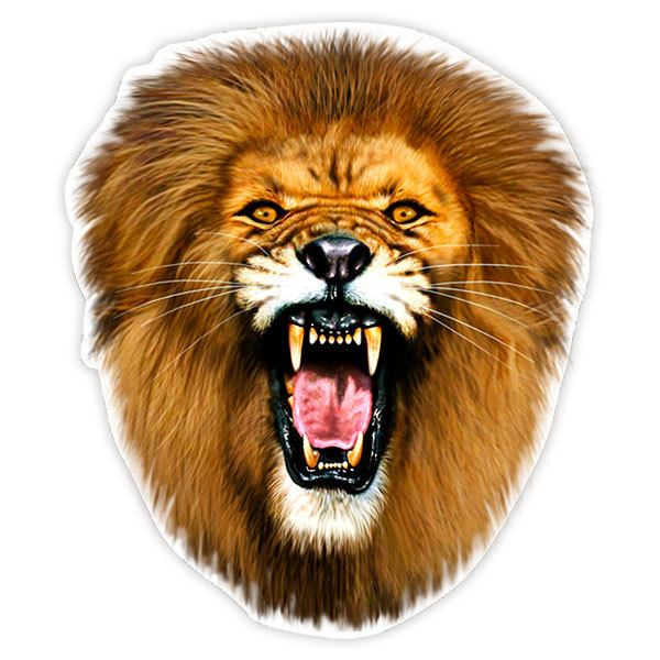roaring lion freepik