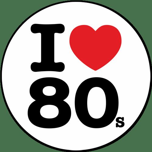 i love the 80s logo wwwimgkidcom the image kid has it