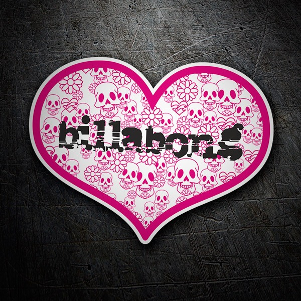 Car & Motorbike Stickers: Billabong 10