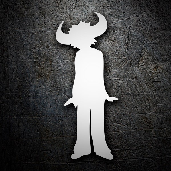 Car and Motorbike Stickers: Jamiroquai