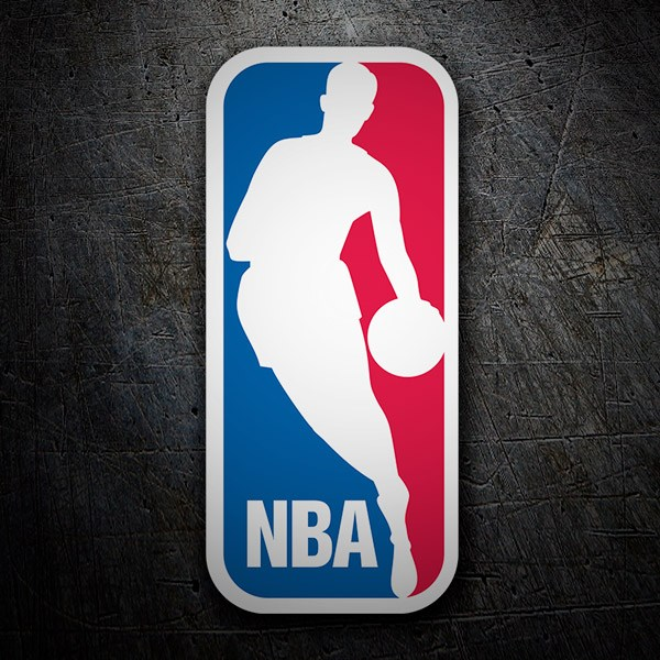 Car & Motorbike Stickers: NBA