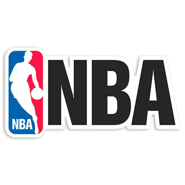Sticker NBA 2 | MuralDecal.com