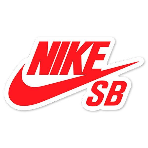 Sticker Nike SB | MuralDecal.com