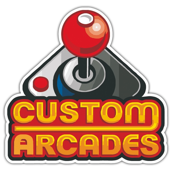 Car & Motorbike Stickers: Custom Arcades