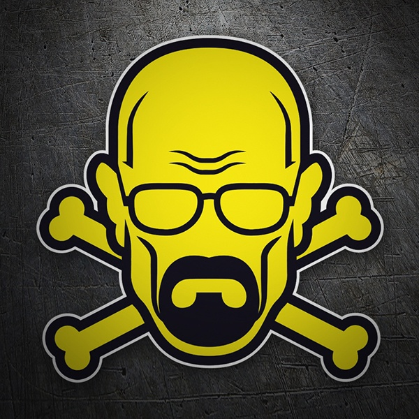 Car & Motorbike Stickers: Breaking Bad Pirate