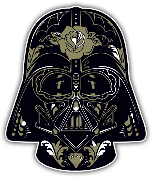 Car and Motorbike Stickers: Catrina Vader