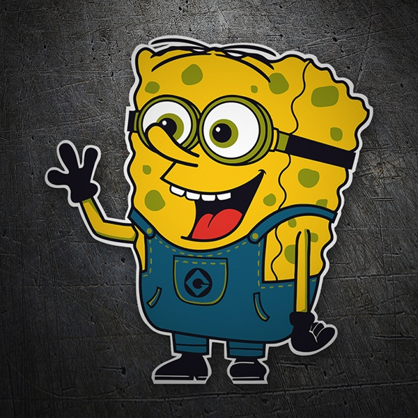 Stickers for Kids: SpongeBob