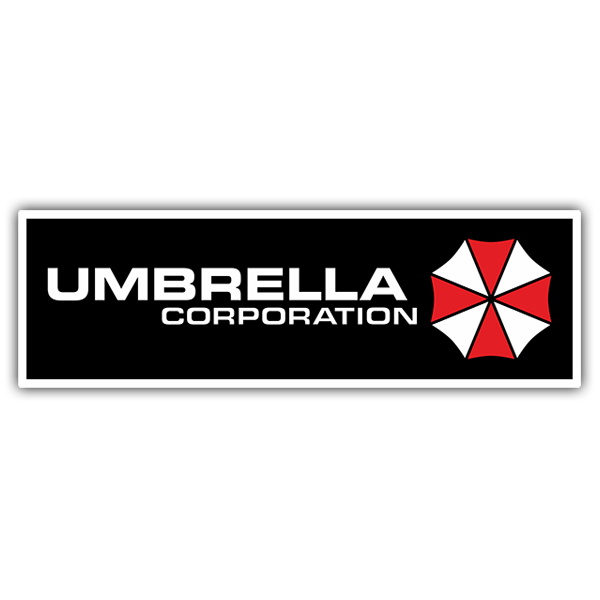 Sticker Umbrella Corporation Muraldecal Com