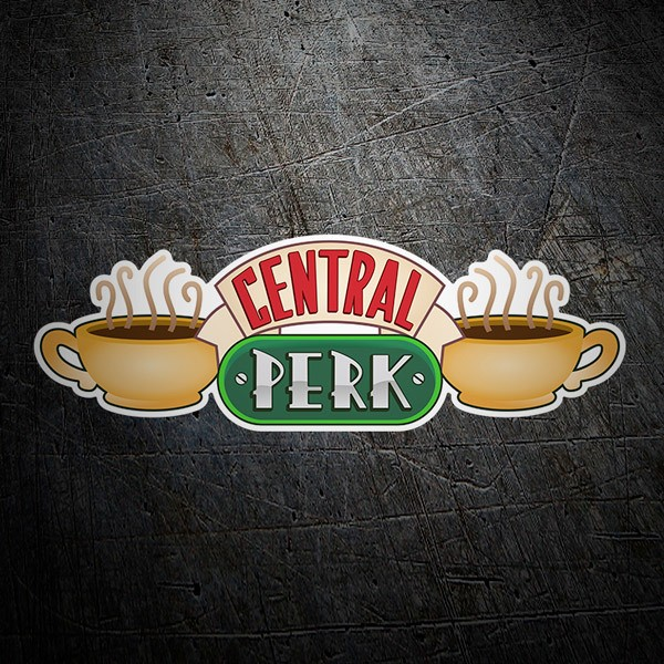 Wall Stickers: Central Perk - Friends