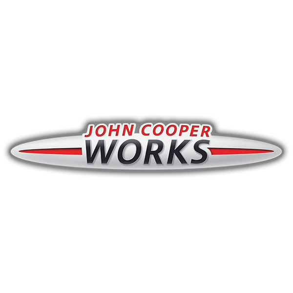 Car & Motorbike Stickers: John Cooper Works