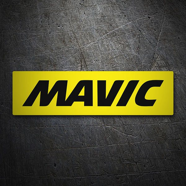 Car & Motorbike Stickers: Mavic 1