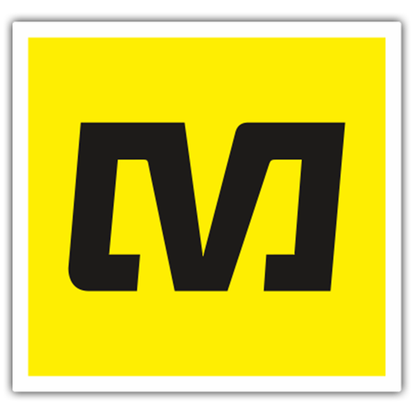 Car & Motorbike Stickers: M - Mavic 0