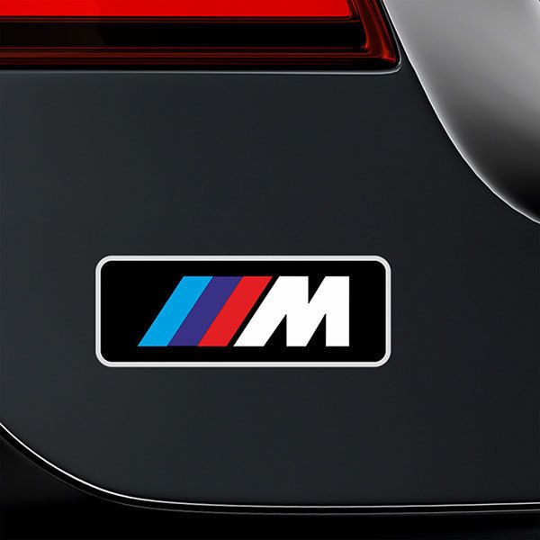Car & Motorbike Stickers: BMW M Series