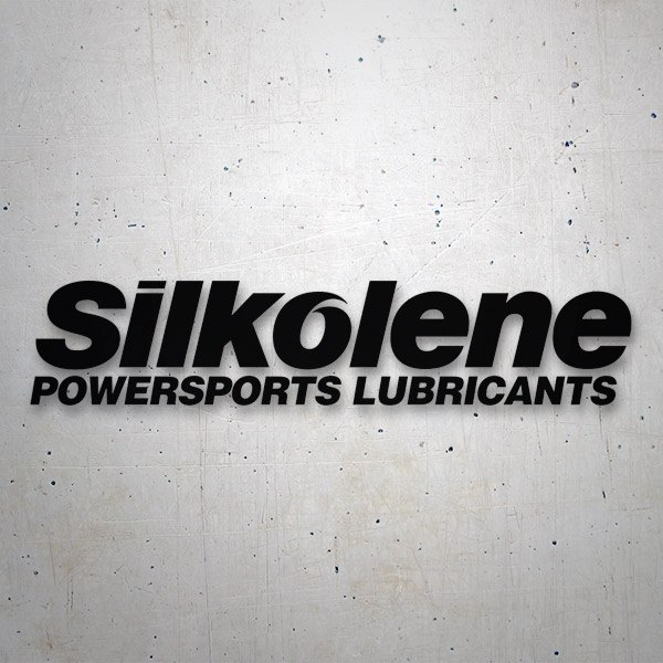 Car & Motorbike Stickers: Silkolene Lubricants 0