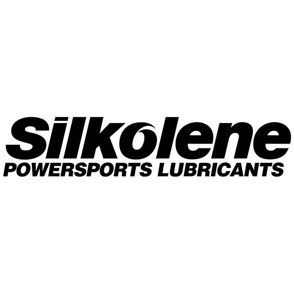 Car & Motorbike Stickers: Silkolene Lubricants