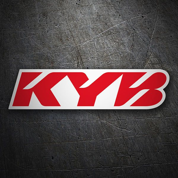 Car & Motorbike Stickers: KYB Classic