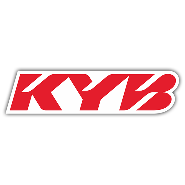 Car & Motorbike Stickers: KYB Classic 0