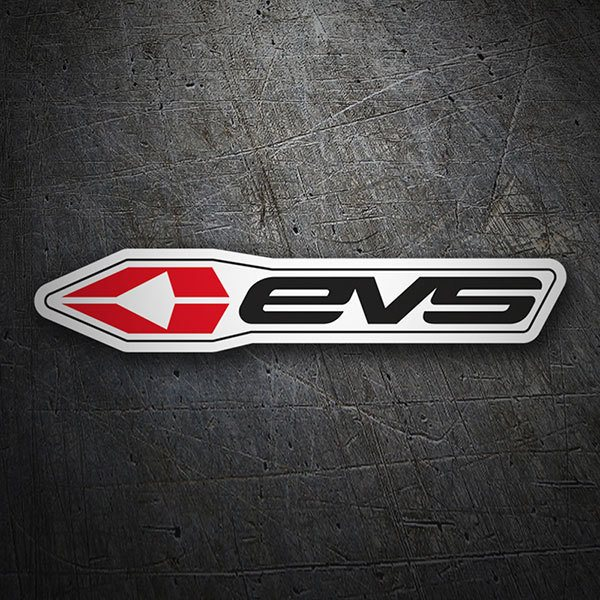 Car & Motorbike Stickers: EVS sports