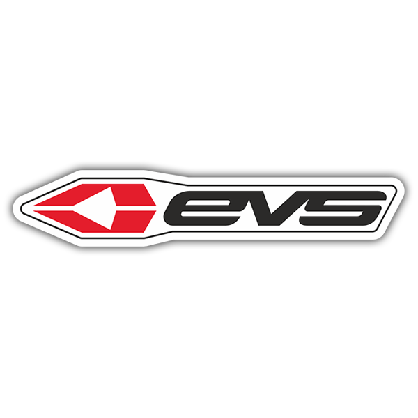 Car & Motorbike Stickers: EVS sports 0