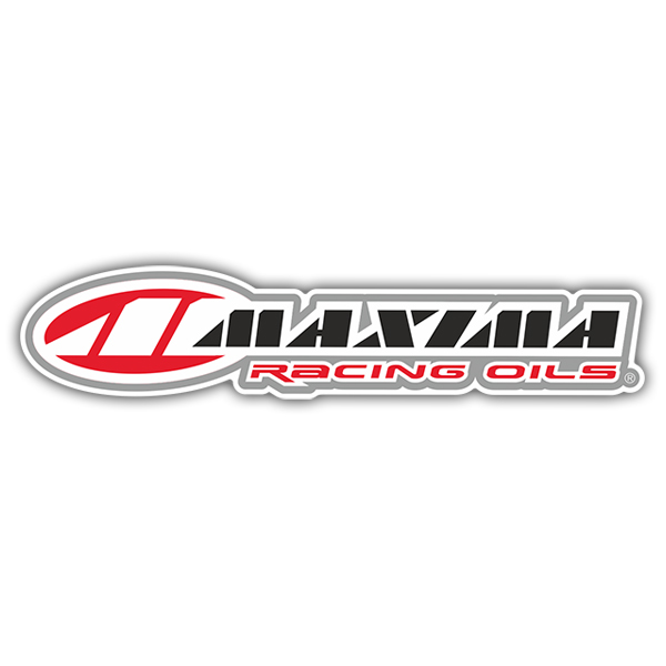 Car & Motorbike Stickers: Maxima Racing Oils