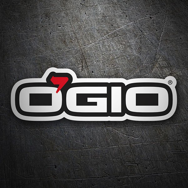 Car & Motorbike Stickers: Ogio international