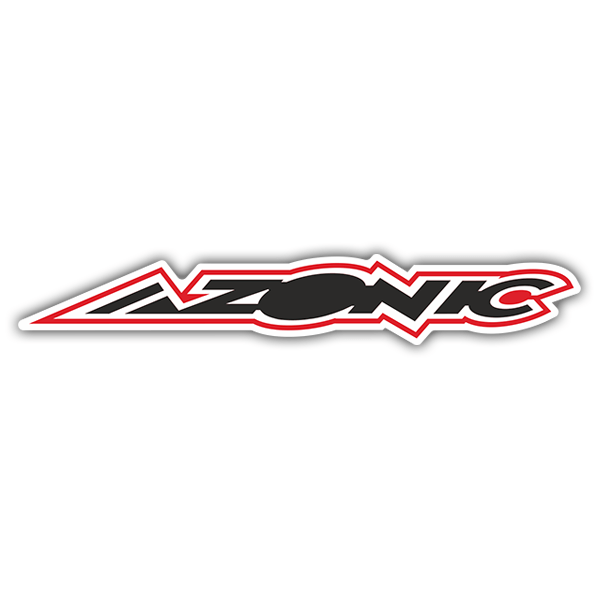 Car & Motorbike Stickers: Azonic 0
