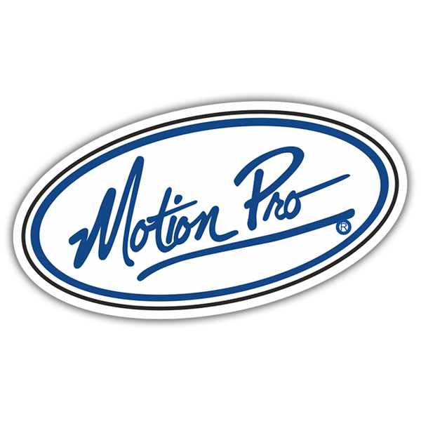 Car & Motorbike Stickers: Motion Pro