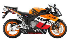 Car & Motorbike Stickers: Kit Honda CBR Repsol Racing 5