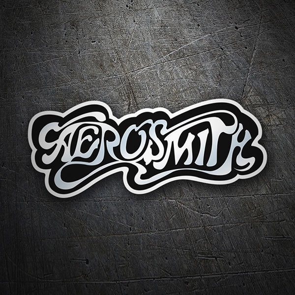 Car & Motorbike Stickers: Aerosmith