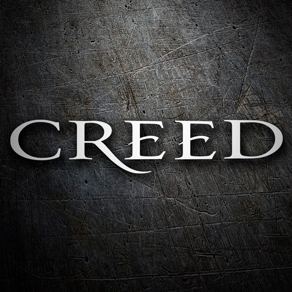 Car & Motorbike Stickers: Creed