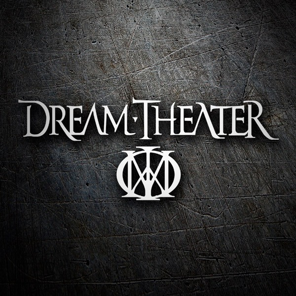 Car & Motorbike Stickers: Dream Theater