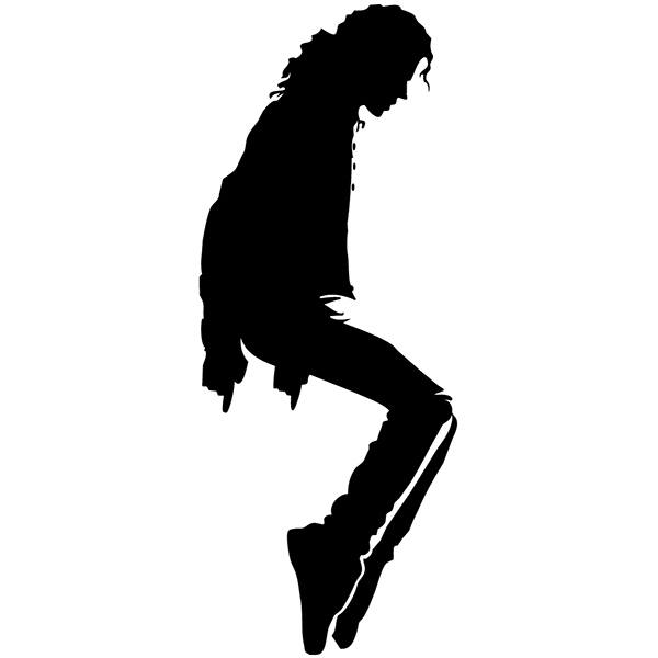 Car & Motorbike Stickers: Michael Jackson - Beat It
