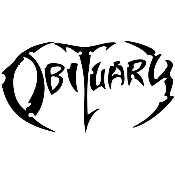 Car & Motorbike Stickers: Obituary