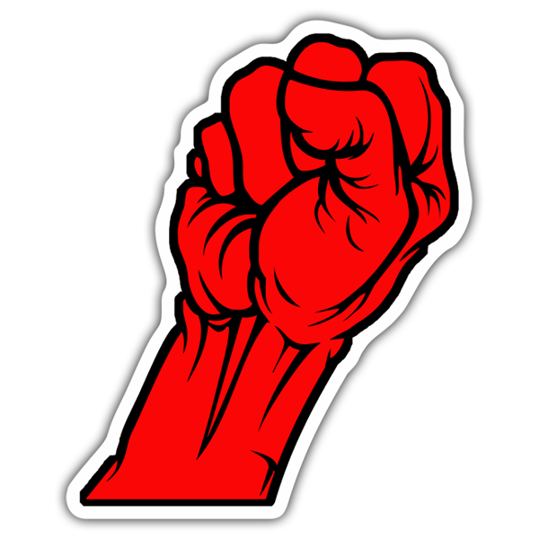 Car & Motorbike Stickers: Metallica - St. Anger Logo