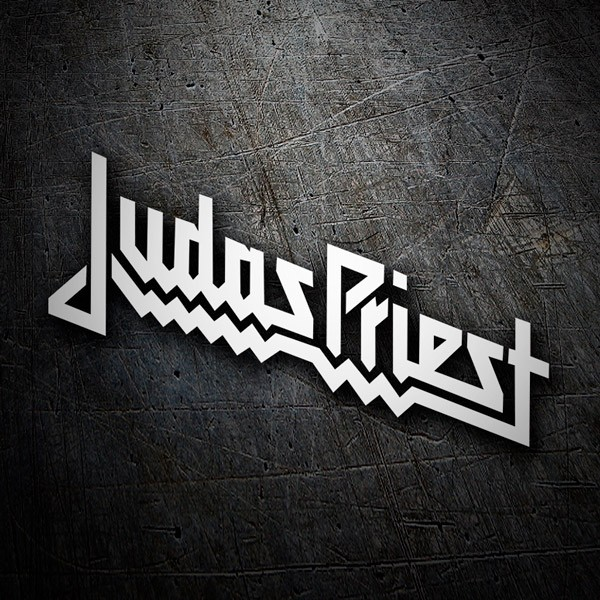 Car & Motorbike Stickers: Judas Priest logo