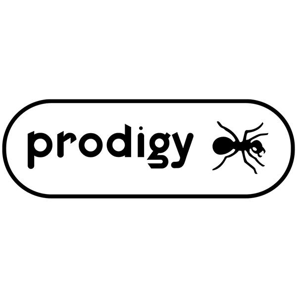 Car & Motorbike Stickers: Prodigy
