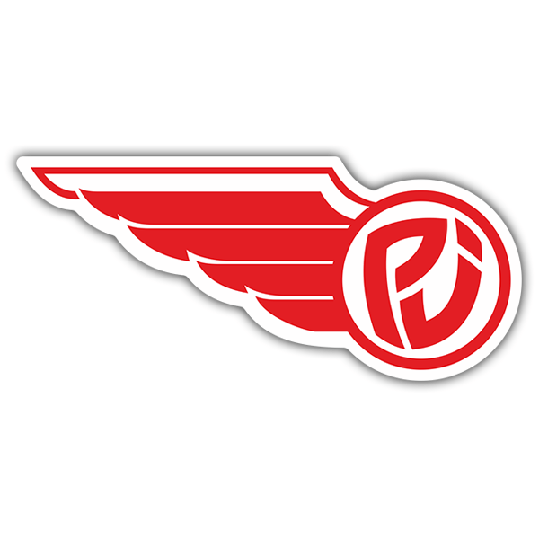 Car & Motorbike Stickers: Pearl Jam Fly
