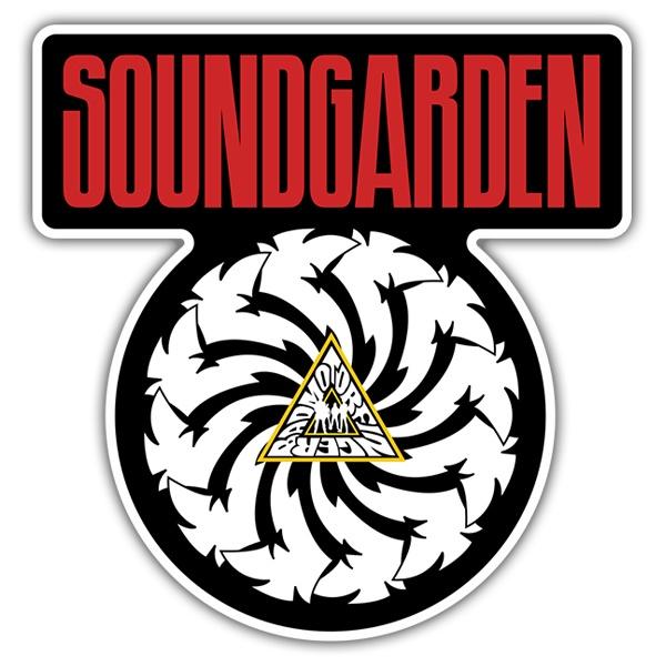 Car & Motorbike Stickers: Soundgarden Classic