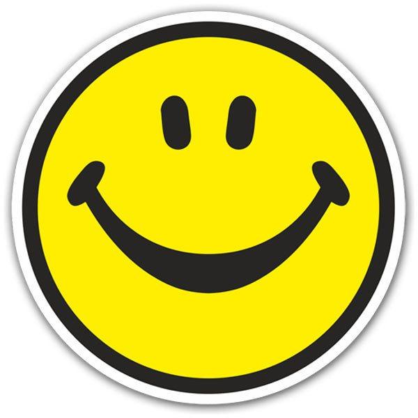 Smyle Emoticon Sticker