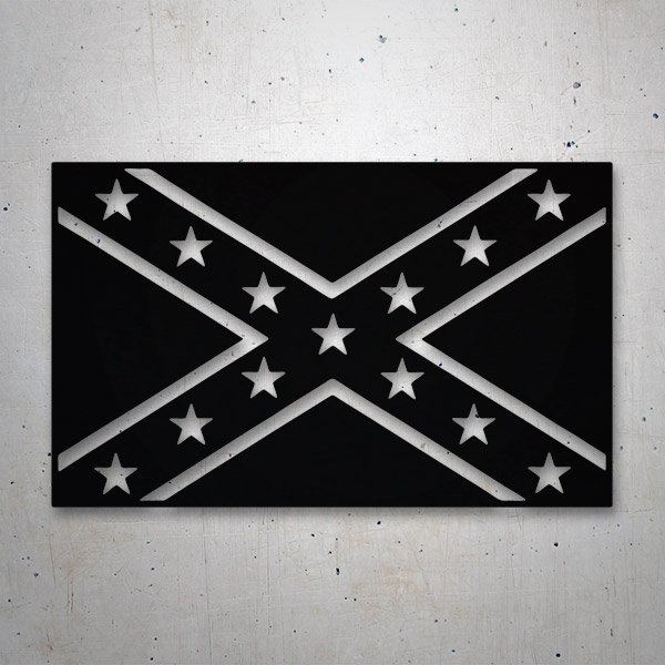 Car & Motorbike Stickers: Southist Flag