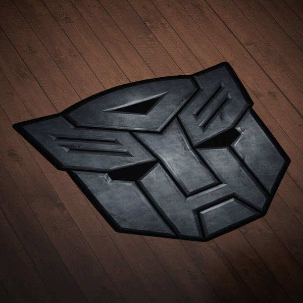 Car & Motorbike Stickers: Transformers Autobot Logo