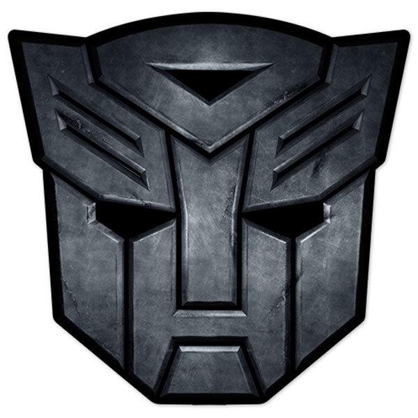 Sticker Transformers Autobot Logo Muraldecal