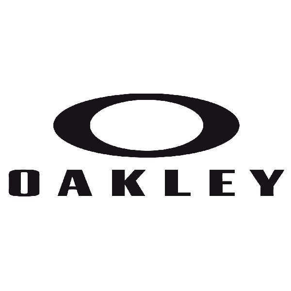 Car & Motorbike Stickers: Oakley with your logo