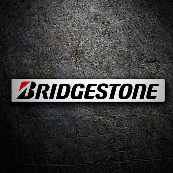 Car & Motorbike Stickers: Bridgestone Motor vehicle tires