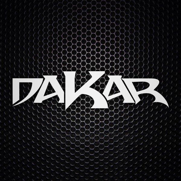 Car & Motorbike Stickers: Dakar