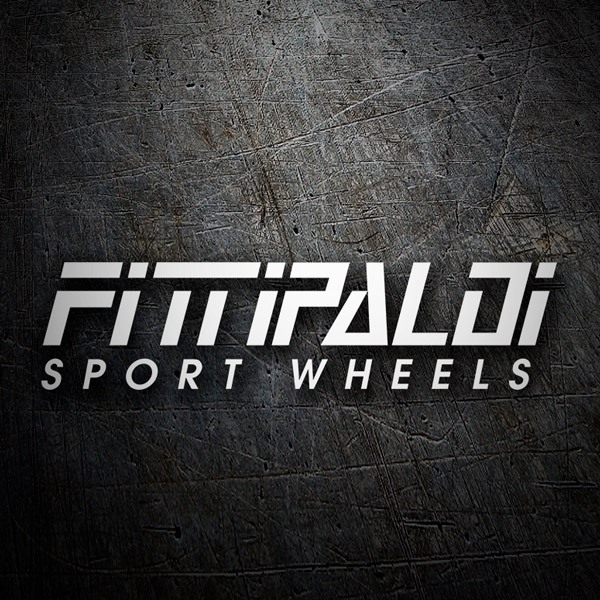 Car & Motorbike Stickers: Fitipaldi Sports Wheels