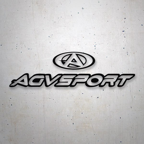 Car & Motorbike Stickers: Agv Sport 2