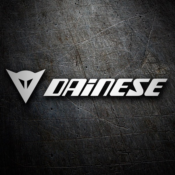 Car and Motorbike Stickers: Dainese 2