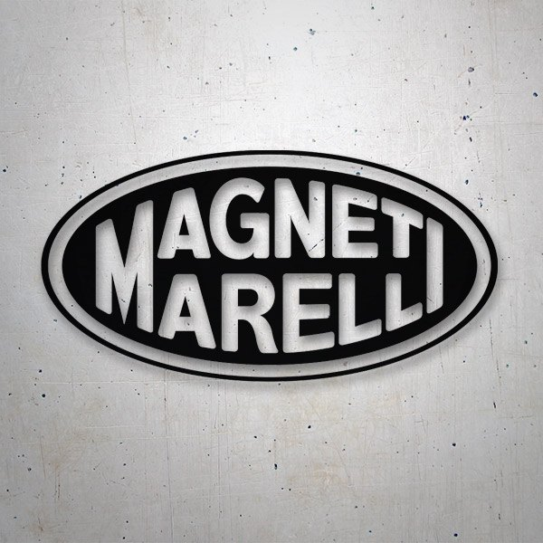 Car & Motorbike Stickers: Magnetimarelli 2