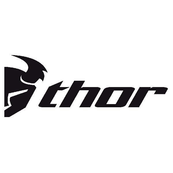 Car & Motorbike Stickers: Thor 4